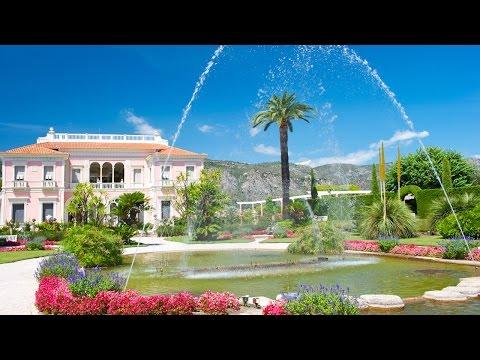 Cannes & the Côte d'Azur - Villa Rothschild Excursion