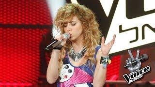 ישראל 3 The Voice - דנה ליקוורניק - When I