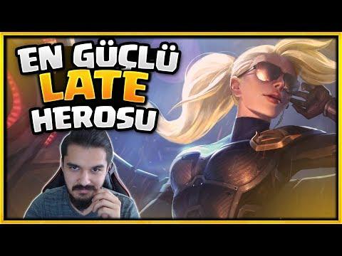 YENİ KAYLE EN GÜÇLÜ LATE HEROSU OLMUŞ ! - League of Legends thumbnail