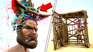 Controlling Players Into Mỳ Trap Using a Noglin! (Ark Survival Evolved)