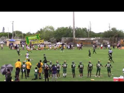 Miami Killian Football TY