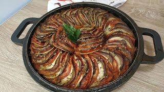 РАТАТУЙ / Рецепт очень вкусных запечённых овощей!