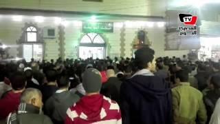 بالفيديو.. تشييع جثمان والد محمد أبو تريكة إلى مثواه الأخير  | المصري اليوم