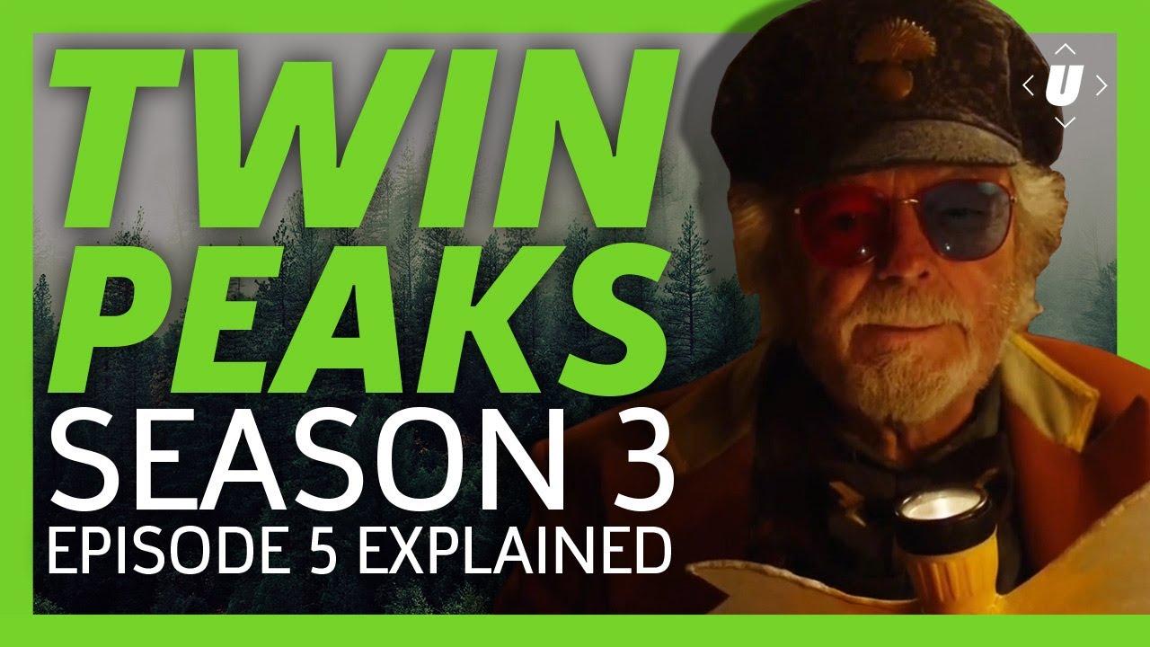 Download Twin Peaks Season 3 Episode 5 Breakdown!
