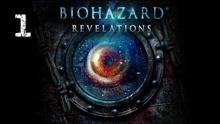 Прохождение Resident Evil: Revelations (XBOX360) — Королева Зенобия #1