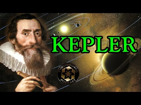 El hombre que midió el universo: Johannes Kepler   MicroTheo   Theobroma
