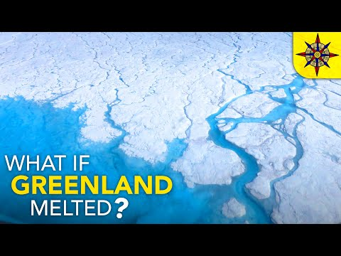What if GREENLAND Melted?