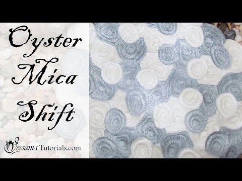 Polymer Clay Metallic Clay Technique: Oyster Mica Shift Tutorial