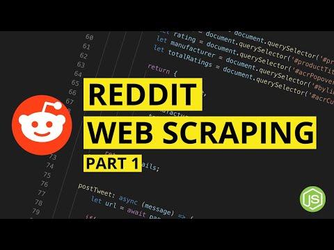 How I've built a Reddit Scraper Bot : programming