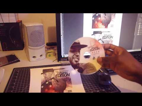 How to print CD Inserts