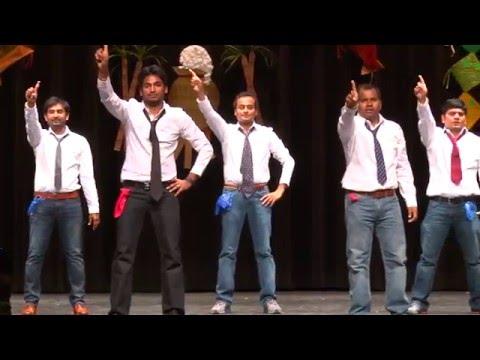 GITA Sankranthi 2016 Lazy Dance
