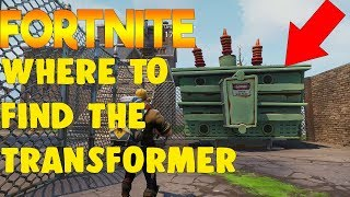 Fortnite: Transformer Daily Quest Guide
