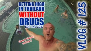 Getting High in Thailand WITHOUT DRUGS - Sunny