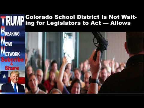 Colorado School District Is Not Waiting for Legislators to Act —