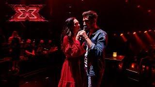 Чудові – Shawn Mendes & Camila Cabello – Señorita – Х-фактор 10. Первый прямой эфир