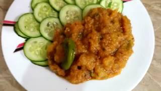 Metha kadu/kadu ki bhujiya Maria,s kitchen