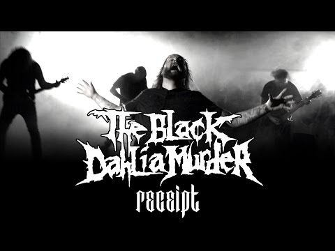 "The Black Dahlia Murder: music video ""Receipt"""