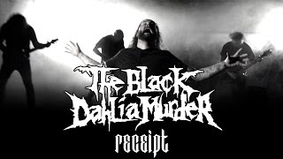 "The Black Dahlia Murder ""Receipt"" (OFFICIAL VIDEO)"