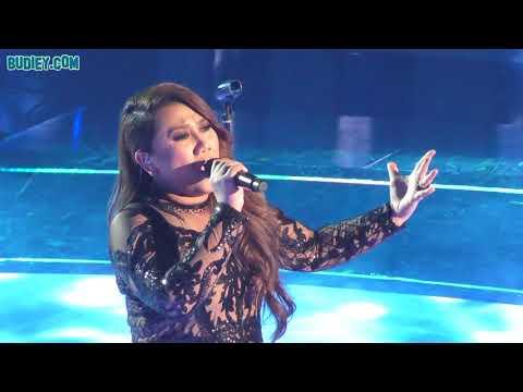 Idayu Nyanyi Lagu SELAMANYA di Konsert Final AF MEGASTAR