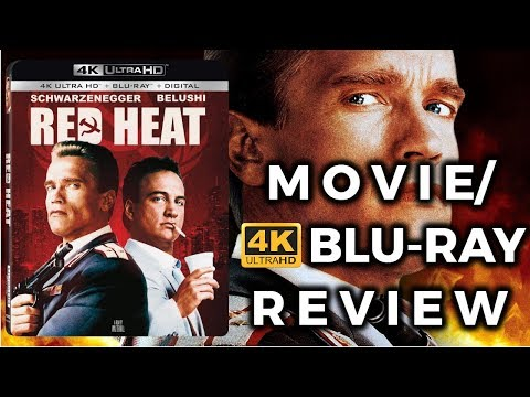 RED HEAT (1988) - Movie/4K Blu-ray Review