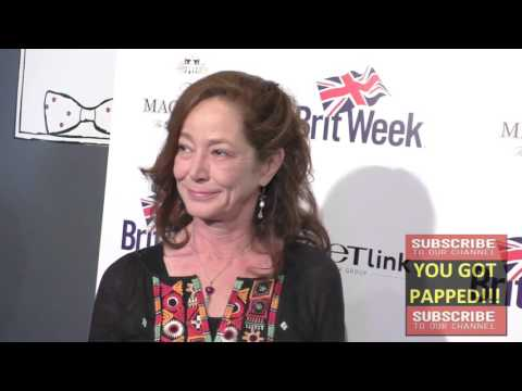 Suzan Crowley at the BritWeek's 10th Anniversary   Performance Of Murder, Lust And Madness at Wallis