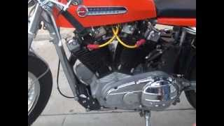 #102 1960 Harley XLCH Sportster Ironhead XR Street Tracker by TATRO MACHINE