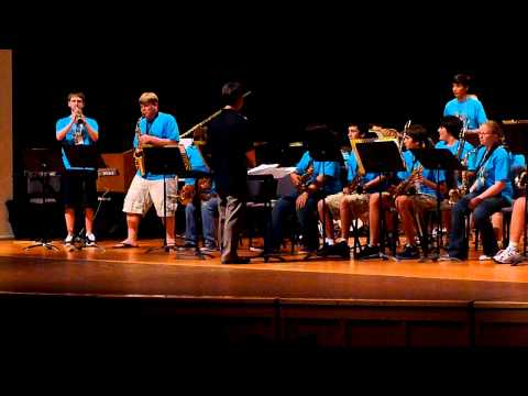 TLU Summer Camp Jazz Band - Alto