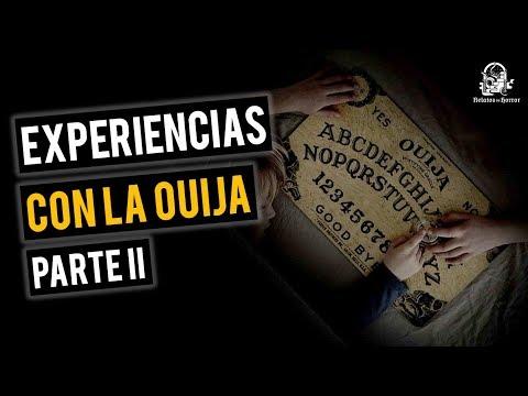 EXPERIENCIAS CON LA OUIJA II (HISTORIAS DE TERROR)