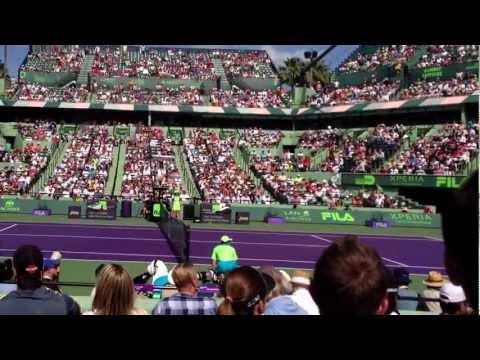 Ferrer - Haas / Sony Open 2013