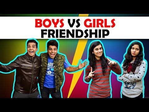 BOYS vs GIRLS FRIENDSHIP | The Half-Ticket Shows streaming vf