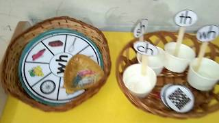 Shelf Work | Learning Activities for Sr.KG