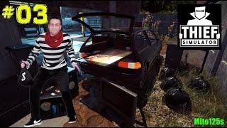 🔴 Thief Simulator #03 Grimaldello automatico