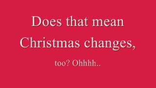 Faith Hill   Where Are You Christmas Lyrics)