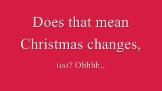 Faith Hill   Where Are You Christmas Lyrics)