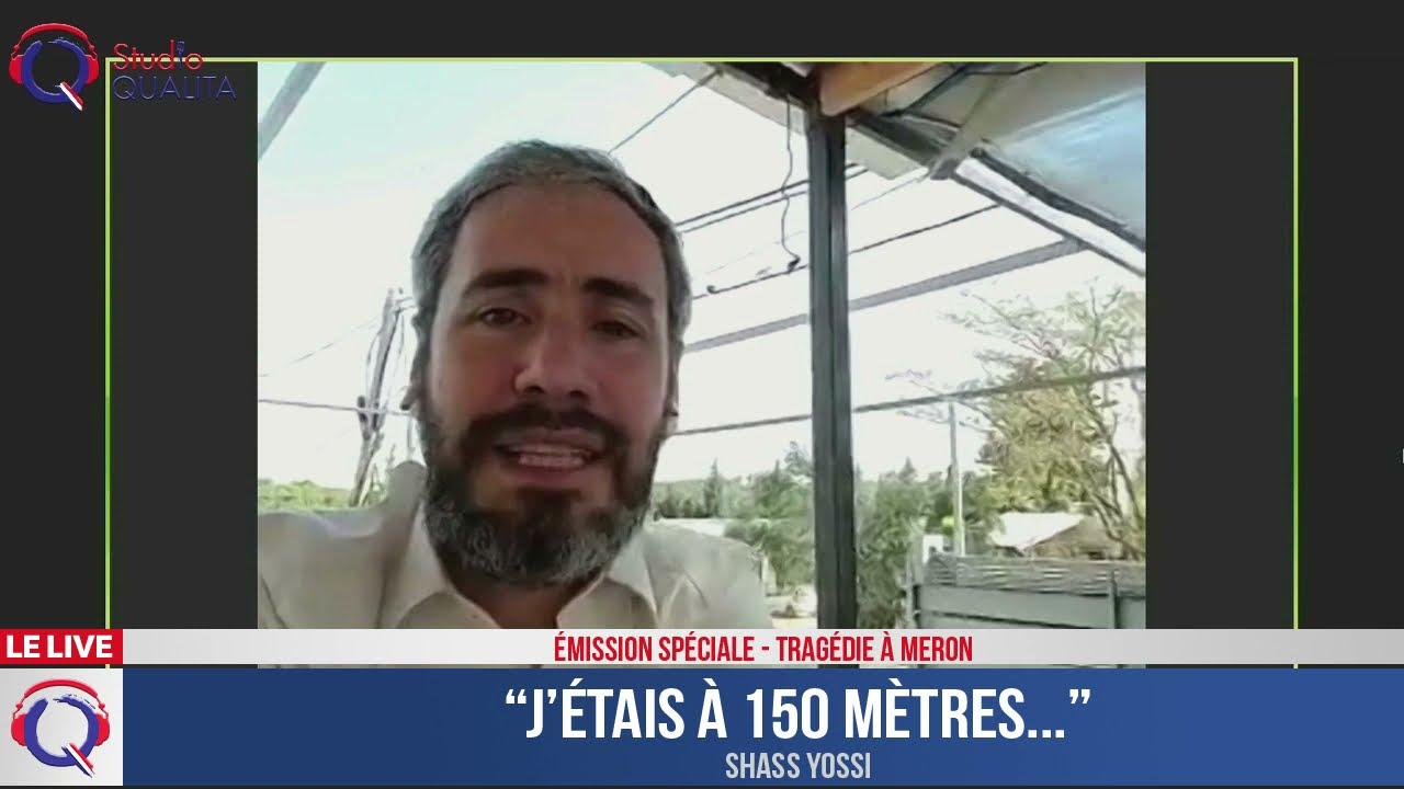 """""""J'étais à 150 mètres..."""" - L'invité du 30 avril 2021"""