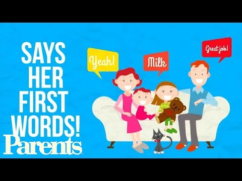 Signs Your Baby Is Learning to Talk (8-12 months) | Parents