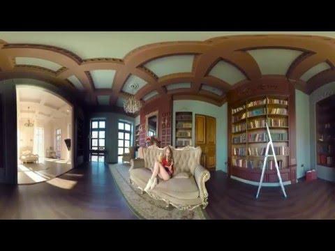 360 degree video vr girls