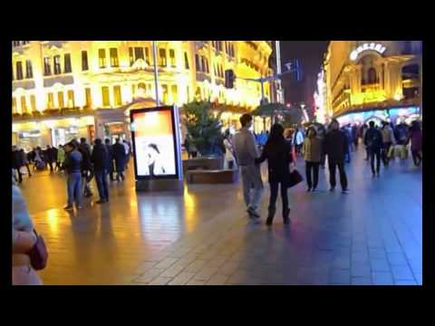Shanghai Nanjing Road | China Travel Video | China Shanghai Video Guide
