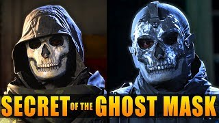 The Secret of The Ghost Mask? (Modern Warfare Story)