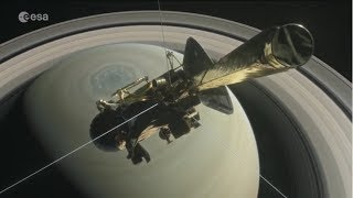 Cassini diving into history thumbnail