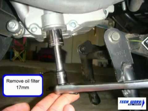 150cc GY6 Step By Step Oil Change Video At SpeedwaysAtv  avi