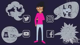 Wer macht eigentlich die Regeln im Netz? Aktionstage Netzpolitik (14. bis 16. Nov. 2019)