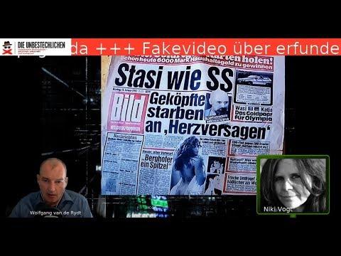 Freie Presse News: Tiefer Staat - Propaganda, Angriffskriege, Maaßen vs. Merkel, Mordfall Peggy