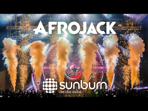 Afrojack - Live @Sunburn Festival 2016