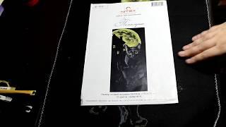 неожиданный сюрприз от вышивки Полнолуние фирмы NITEX