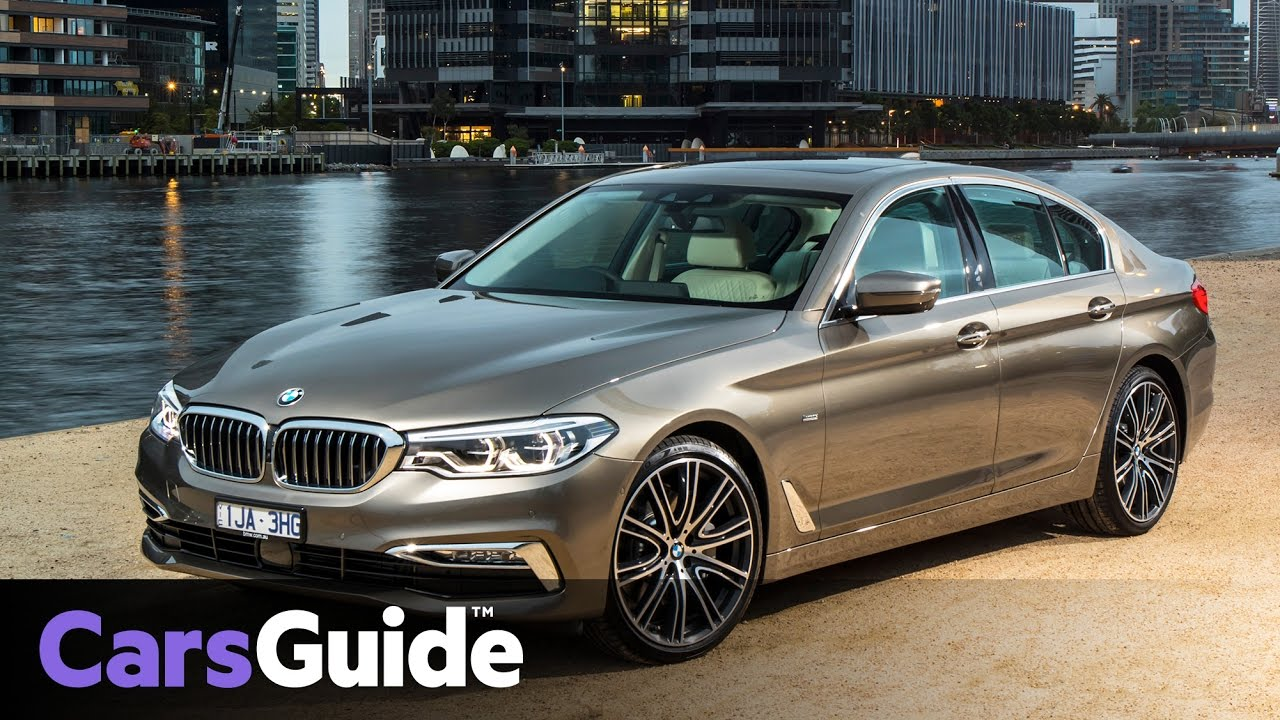 BMW 5 Series 2017 review | first drive video