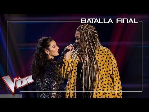 Susana Montaña y Adriana Rosa cantan 'I'll stand by you' | Batalla final | La Voz Antena 3 2019