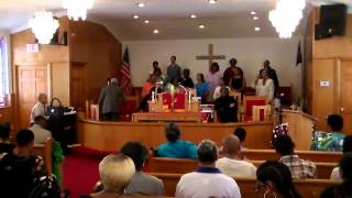 New New Hope Ame Zion June 14th 2015 Pastor Appreciation Service 5