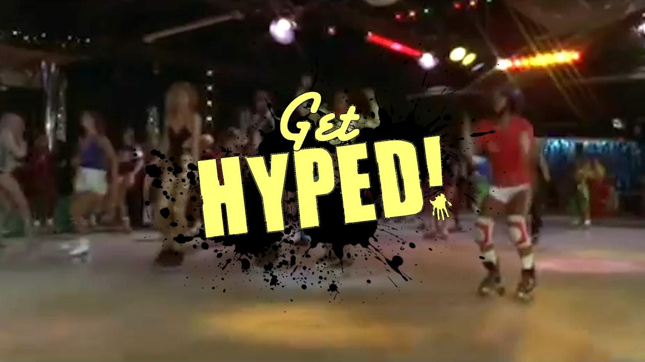 Roller skating rink rohnert park - Get Hyped Rollerskating Dance Party