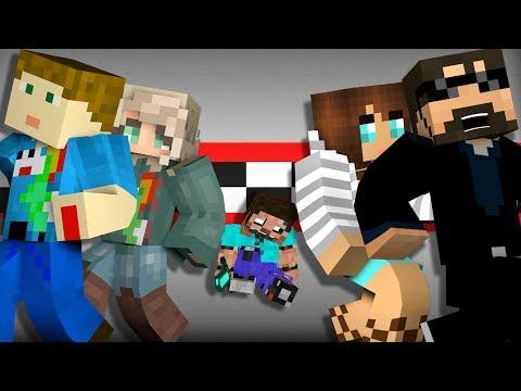 Minecraft: FNAF MURDER   MODDED MINI-GAME
